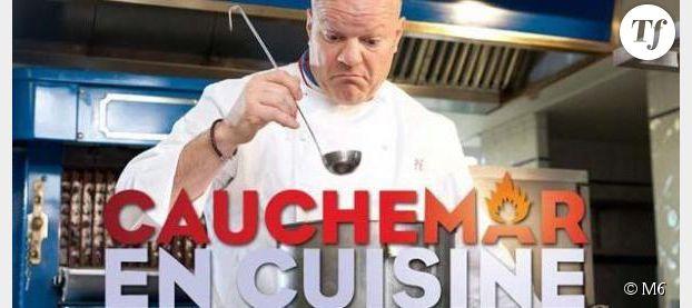Cauchemar en cuisine : crise de nerf pour Philippe Etchebest – M6 Replay / 6Play