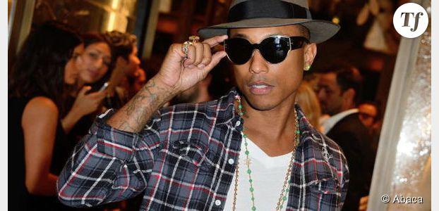 Pharrell Williams en concert pour deux dates au Zénith de Paris