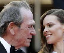 Cannes 2014 -  5e jour : Hilary Swank, la force sensible