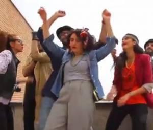 """Six jeunes arrêtés en Iran pour avoir dansé sur """"Happy"""" de Pharrell Williams"""