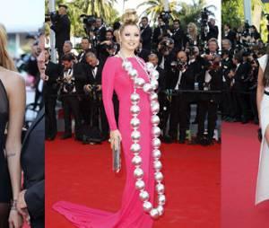 Cannes 2014 : la culotte d'Ayem, le sein de Nabilla et le too much assumé des plouquettes du red carpet