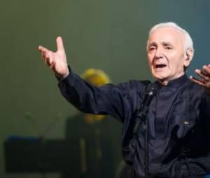 Charles Aznavour compte faire ses adieux à 100 ans