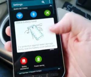 Samsung Galaxy S5 Active : tout savoir du nouveau smartphone