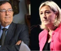 """Marine le Pen : """"ses devoirs étaient dramatiques"""" selon son ancien prof"""
