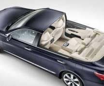 Mariage Albert et Charlène : un carrosse écolo sous forme de Lexus Hybride