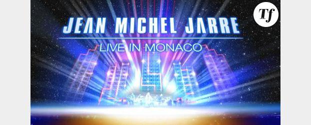 Mariage Albert & Charlène : le concert de Jean-Michel Jarre en direct sur le Net