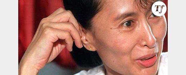 Birmanie : premier voyage d'Aung San Suu Kyi depuis sa libération