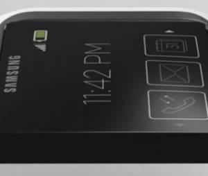 Watch Phone : une montre smartphone pour Samsung ?