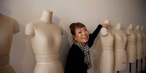 Hiroko Koshino expose son style et sa peinture aux Arts décoratifs