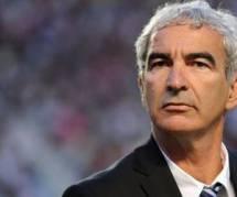 Raymond Domenech fustige le dérapage de la copine de Samir Nasri