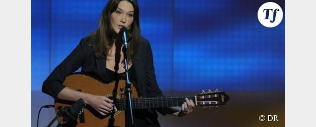Carla Bruni ne supporte pas qu'on traite Nicolas Sarkozy d'inculte