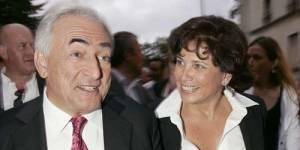 DSK libre : Anne Sinclair et son mari s'offrent un week-end de détente dans Manhattan