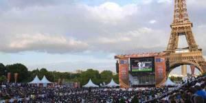 Coupe du monde 2014 : Paris ne veut pas d'écrans géants