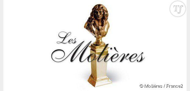 Molières 2014 : cérémonie et gagnants en streaming et replay (palmarès)