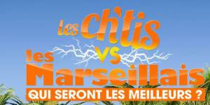 Ch'tis vs Marseillais : l'émission en direct streaming et replay (W9)