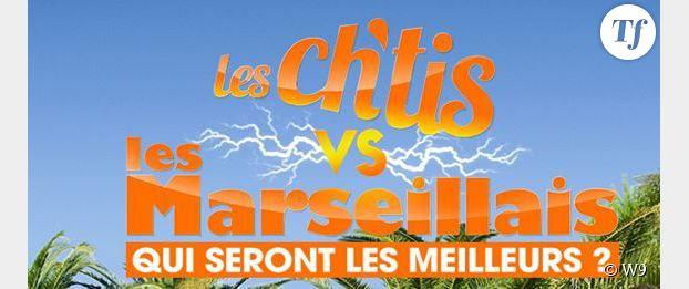 Ch'tis vs Marseillais : l'émission en direct streaming et replay (W9)