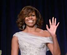 Michelle Obama pas intéressée par la Maison Blanche, dixit son mari…