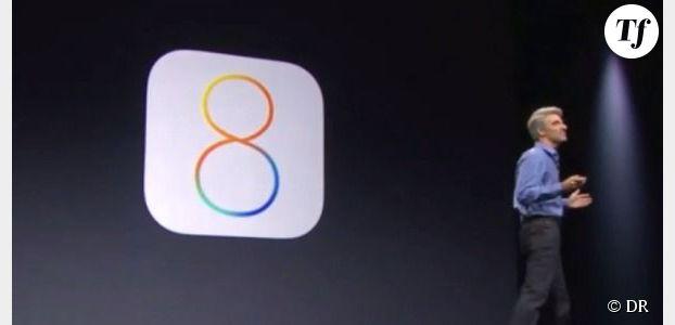 iOS 8 : tout ce qu'il faut savoir sur le nouveau bébé d'Apple