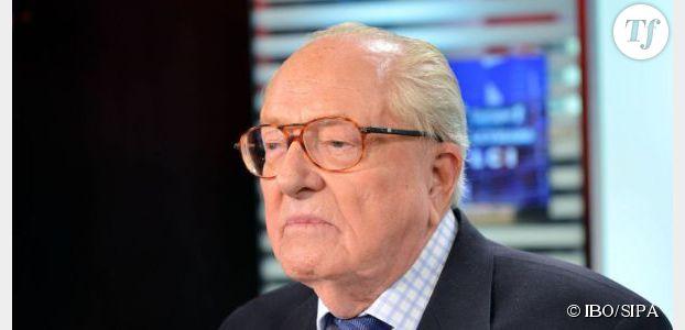 """Jean-Marie Le Pen """"montre, une fois de plus, son vrai visage et celui du FN"""""""