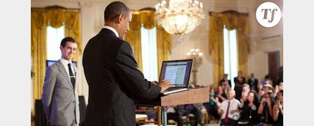 Barack Obama : opération séduction en direct sur Twitter