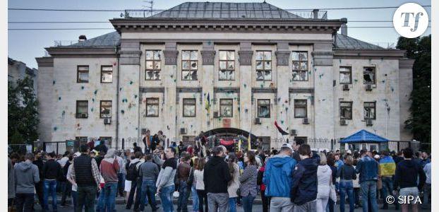 « Poutine est un connard » : le ministre ukrainien des Affaires étrangères se lâche