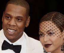 Beyoncé et Jay-Z en concert au Stade de France en septembre 2014
