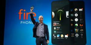 Fire Phone : date de sortie et prix en France du smartphone Amazon