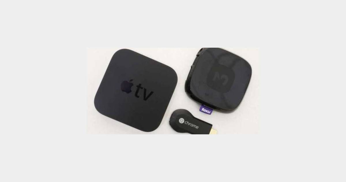 apple tv une baisse de prix du c t de chez apple terrafemina. Black Bedroom Furniture Sets. Home Design Ideas
