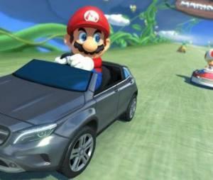 Mario Kart 8 : le DLC Mercedes sera proposé en France