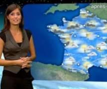 Tania Young devient miss météo sur France 2