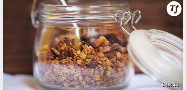 Granola : recette et variantes pour petits-déjeuners sains mais gourmands