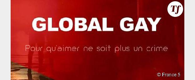 Global Gay, pour qu'aimer ne soit plus un crime – Pluzz / France 5 Replay