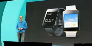Google I/O : prix et date de sortie des LG G Watch et Samsung Gear Live