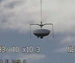 """La NASA teste une """"soucoupe volante"""" pour atterrir sur Mars"""