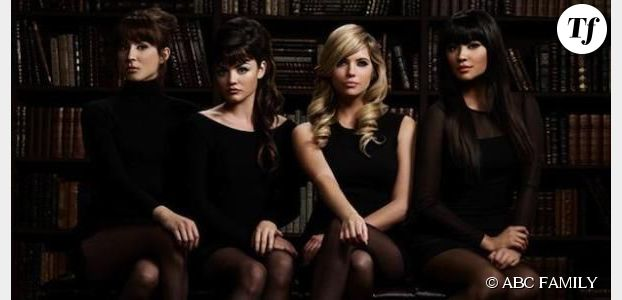 Pretty Little Liars : épisode 4 de la saison 5 en streaming VOST