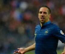 Ribery a mieux à faire que d'assister au match France vs Allemagne