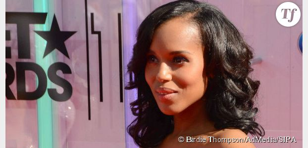 Kerry Washington parle de sa relation avec Michelle et Barack Obama