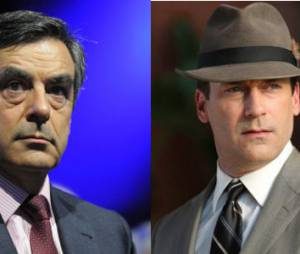 François Fillon se prend pour Don Draper de Mad Men