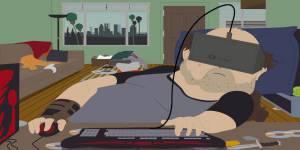 Oculus Rift nous offre une petite visite de South Park