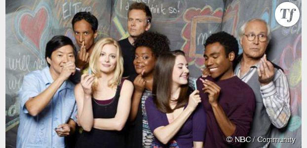 Community : la série sauvée avec une saison 6