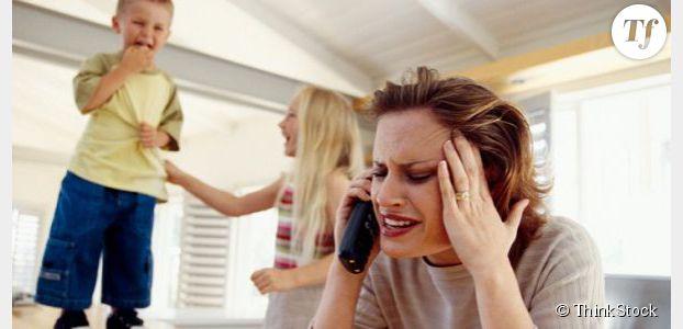 10 phrases de survie pour mères au bord de la crise de nerfs