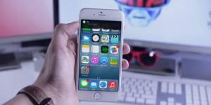 iPhone 6 : un premier aperçu sous iOS 8?