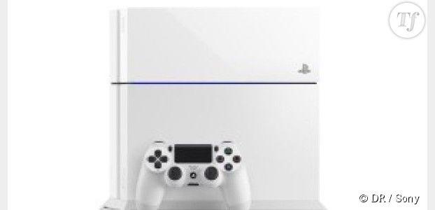 PS4 : date de sortie de la version blanche en France