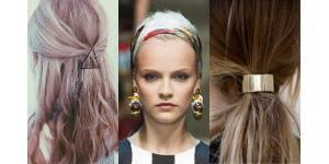 Cinq accessoires cheveux pour twister vos coiffures d'été