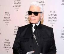 Karl Lagerfeld : sa chatte Choupette se lance dans le maquillage