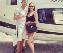 Cristiano Ronaldo (CR7) s'envoie en l'air avec Irina Shayk