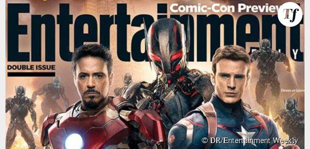 Avengers 2 : une première image avec Iron Man