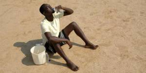 Famine en Somalie : premier convoi d'aide alimentaire de l'ONU