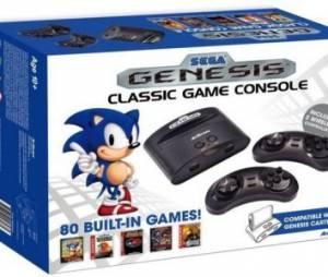 Megadrive : une nouvelle console cet été avec 80 jeux