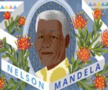 Google rend hommage à Nelson Mandela dans son Doodle